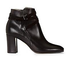 Hobbs - Black 'Viola' boots