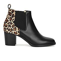 Hobbs - Black 'Blake' boots