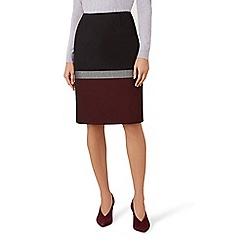 Hobbs - Multicoloured 'Simona' skirt