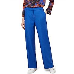 Hobbs - Bright blue 'Estella' trousers