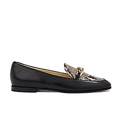 Hobbs - Black 'Hannah' loafers