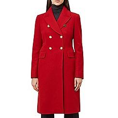 Hobbs - Red 'Gigi' Coat