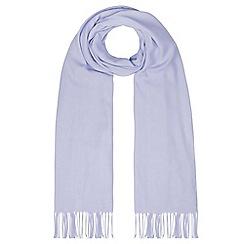 Hobbs - Lilac 'matilda' scarf