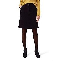 Hobbs - Navy 'Bronte' Skirt