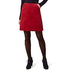 Hobbs - Red 'Hannah' skirt