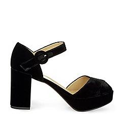 Hobbs - Black 'Alana' sandal