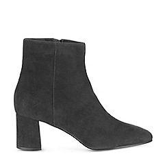 Hobbs - Grey 'Imogen' Boots