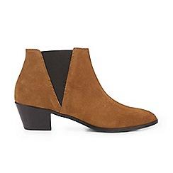 Hobbs - Tan 'Laura' boots