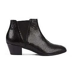 Hobbs - Black 'Laura' boots