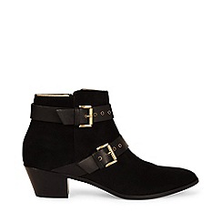 Hobbs - Black 'Lea' boots