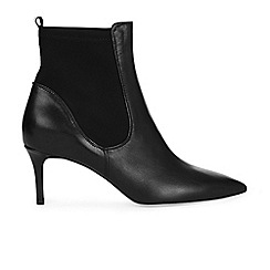 Hobbs - Black 'Riley' boots
