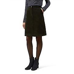 Hobbs - Dark Green 'Bronte' Skirt