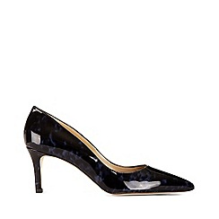 Hobbs - Navy 'Grace' court shoes