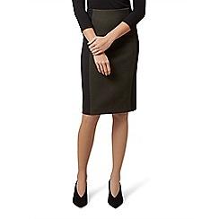 Hobbs - Khaki 'Miranda' skirt
