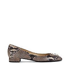 Hobbs - Multicoloured 'Nicole' flat shoes
