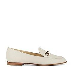 Hobbs - White 'Harper' Loafers