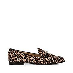 Hobbs - Brown 'Harper' loafer shoes
