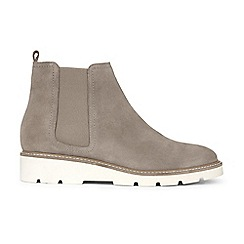 Hobbs - Natural 'Bloomsbury' chelsea boots