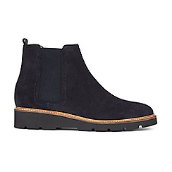 Hobbs - Navy 'Bloomsbury' chelsea boots