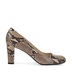 Hobbs - Multicoloured 'Sonia' Court Shoes