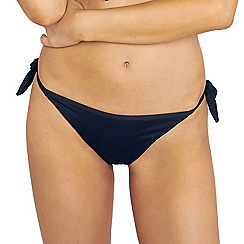 Oh My Love - Black tie side hipster brief