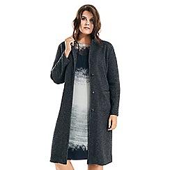 Live Unlimited - Dark grey boyfriend coat