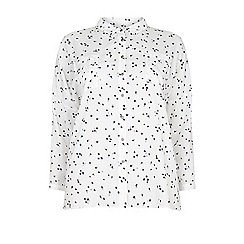 Live Unlimited - Star print throw on blouse