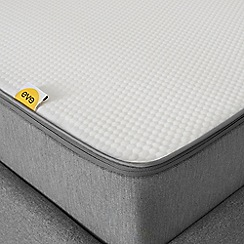Eve - White and grey hyrbrid mattress