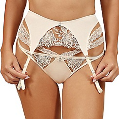 Lisca - Vanilla 'Glory' suspender belt