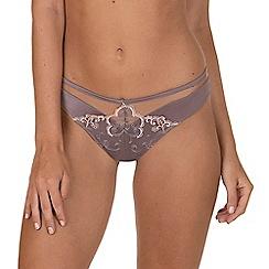 Lisca - Taupe 'Intense' Bikini Knickers