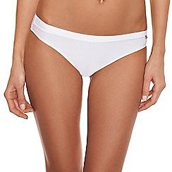 Lisca - White classic bikini briefs