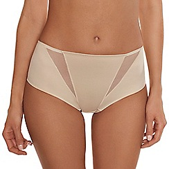 Lisca - Natural 'Sonia' high waisted briefs
