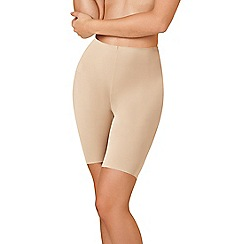 Lisca - Natural 'Victoria' shapewear shorts
