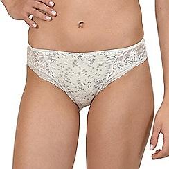 Lisca - Vanilla 'Carrie' bikini knickers