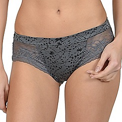 Lisca - Grey 'Carrie' short knickers