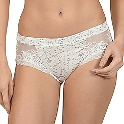 Lisca - Vanilla 'Carrie' short knickers