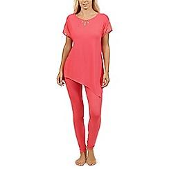 Lisca - Coral 'Brigitte' pyjama set