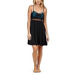 Lisca - Black 'Sophistic' nightdress