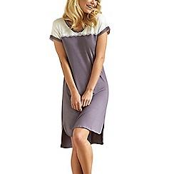 Lisca - Mauve 'Bonny' short nightdress
