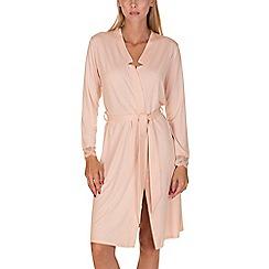 Lisca - Pink 'Denise' Morning Robe