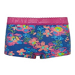 Ten Cate - Pack of two multicoloured girls' briefs