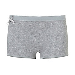 Ten Cate - Pack of 2 Girls' Grey shorts