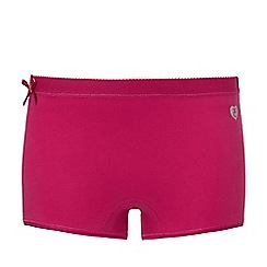 Ten Cate - Pack of two girls' 2 red shorts