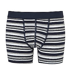 Ten Cate - Pack of two boys' navy stripe shorts