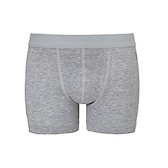 Ten Cate - Pack of two boys' grey shorts