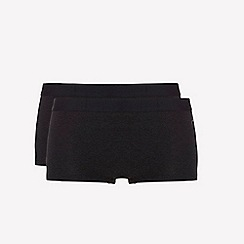 Ten Cate - 2 pack black 'fine' shorts