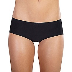 Ten Cate - Black lace back 'secrets' bikini knickers