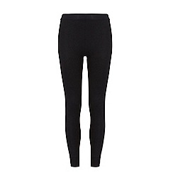 Ten Cate - Black basic thermal long pants