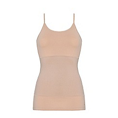 Ten Cate - Tan cotton medium control strappy vest