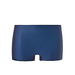 Ten Cate - Navy print 'secrets' shorts